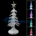nuevo estilo del árbol de navidad decoración de la Navidad 2013 Cambio de color del USB del árbol de navidad Escritorio Mini Dec