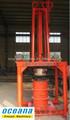 Vender tubo de concreto máquina de fazer/tubulação de cimento dá forma à máquina
