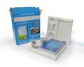 electric purificador de água ozonizada para 110 milímetros bacia com nossa patente