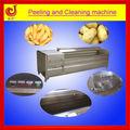 2013 máquina de lavado de vegetales de cepillo industrial