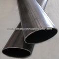 Tubo elíptica de acero