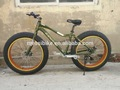 "26 ""Bicicletas aleación Fat Bike / Llantas Fat / Nieve Bike En China MTB MS-SNOW MTB03"