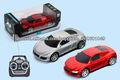 Modelo de uno y veintidós escala de 4 canales de control remoto, control remoto de coches