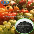 el ácido húmico para las verduras