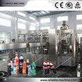 automatique gazeuses boire machine de fabrication de bouteille en plastique