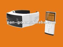 Masajeador de cuello de la máquina con el controlador inalámbrico ( pg - 2601b7 )