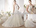 2013 off- bola del hombro vestido de novia vestido de novia de la boda pow-302 dess