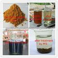 tratamiento químico de aguas residuales