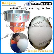 comercial dulces hilo de algodón máquina de la cúpula