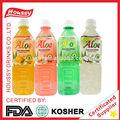 K- houssy kosher certificado de aloe bebida