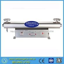 Mejor UV Sales Agua Sterilizer/304SS Agua UV Esterilizador / Aprobado UV agua esterilizador CE