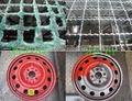 WHY9000 máquina de limpieza de alta presión para la eliminación de pintura y desoxidar