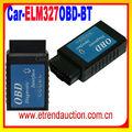 Voiture bluetooth elm327 auto scanner pc de voiture de diagnostic obdii lecteur de code v1.4