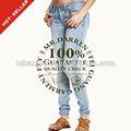 ( #tg0118w) 2013 de marca de diseñador jean de moda