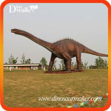 Dinosaurios animatronics hecho en la fabricante de dinosaurio