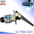 Higer klq6125a zhongtong golden dragon auto piezas de repuesto autobús wabco de aire de la válvula de freno 35vn3- 14020