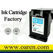 Cartucho de Tinta Reciclado HP 336 XL Negro