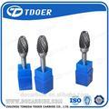 china alto desempenho carboneto de brocas de carboneto de brocas rotativas