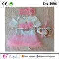 hot vestido de festa projetos do bolo minnie applique camisa botton tule rosa e saia de renda com cocar e sapatos set