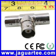 suministro de suministro adecuado rápidamente a prueba de agua de tornillo conector bnc circuito cerrado de televisión