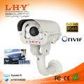 lpr cámara ip para licencia de coches placa de reconocimiento