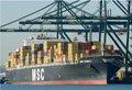 altamente competitivo servicios internacionales de transporte marítimo