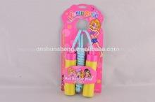 de plástico saltar la cuerda juguetes