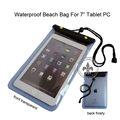 Best 2 Zipper Waterproof Mobile Beach Phone Case For Ipad Mini P5918-222