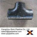 Igualdad de T de acero al carbono accesorios de tubería