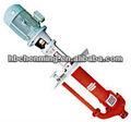 Anti- d'usure, verticale pompe à boue de sable et de gravier/suspension verticale pompe de gravier