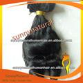 romántico de onda especial de indio del pelo rizado cabello humano