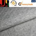 2014 más pupular de algodón de punto jacquard tela hecha en china