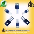 npn del transistor de energía 13005a
