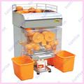 Eléctrica comercial de jugo de naranja de la máquina
