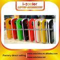 De un solo banco de potencia usb, universal de energía móvil cargador, común utilizado.