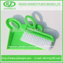 de plástico pequeñas recogedor y cepillo conjunto 501g