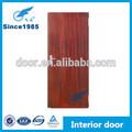 el diseño simple de acero puerta de madera para la habitación y la oficina