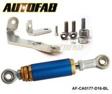 O motor de torque amortecedor brace kit motor montagens azul para 92-00 civic eg eg6 ek ek9 af-ca0177-d16-bl