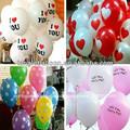 2014 novo balão de decoração de carnaval