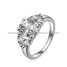 plata anillo