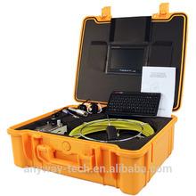 vídeo en color real tubería máquina de coser de la cámara de inspección 710 dnlk para la venta