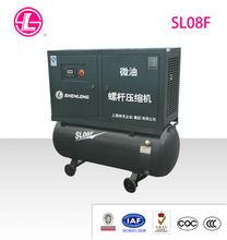 Compresor de aire de presión atmosférica Compresor de aire de tornillo