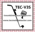 En virtud de la seguridad del vehículo cámara de vigilancia detector de bombas tec-v3s