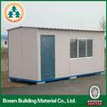 casa móvil de cabina ampliable casa de contenedores para la venta