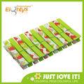 Diseño de Moda de plástico de colores Clothespins Strawberry lavandería regalo del clip de Peg