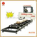 MJ3706 máquina de serrería sierra de cinta para trabajar la madera horizontal