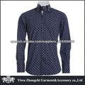 camisa de algodón para hombre
