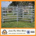 Caballo valla de metal( sgs) proveedor