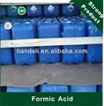 Química orgânica de ácido fórmico 85% com menor preço