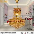 centros de mesa lámparas de techo para bodas